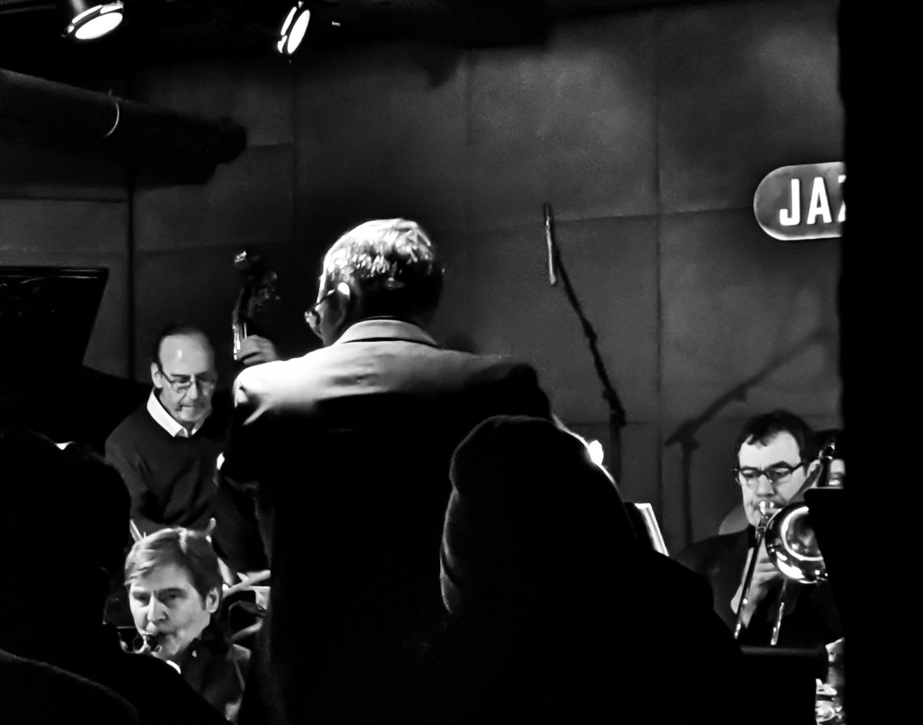 Ryan Truesdell and band, Jazz Standard
